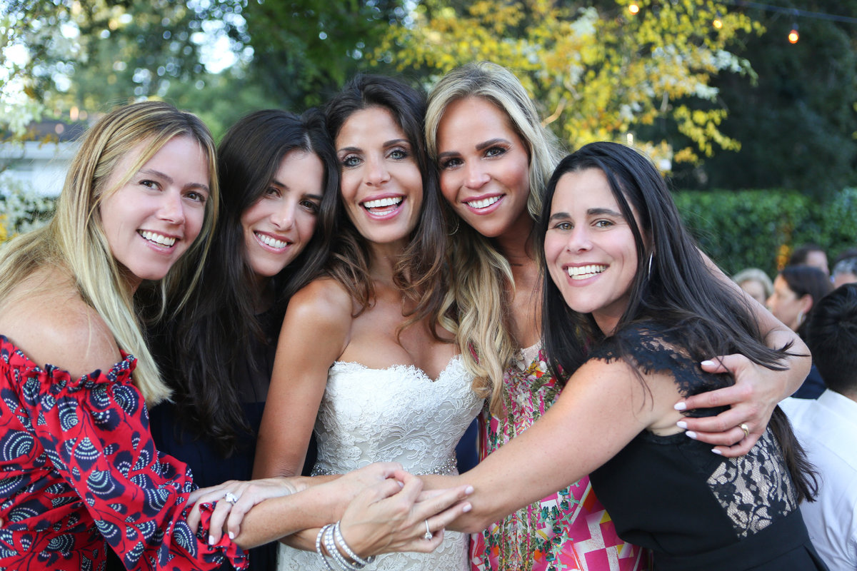 DeNeffe Studios, the Beautiful Bride and her Friends