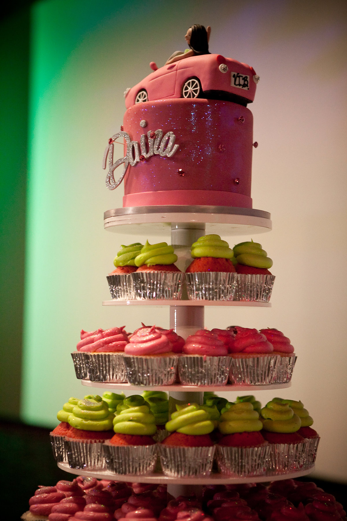 Barbie themed pink green birthday party New Jersey Event Planner NJ Event Designer 15