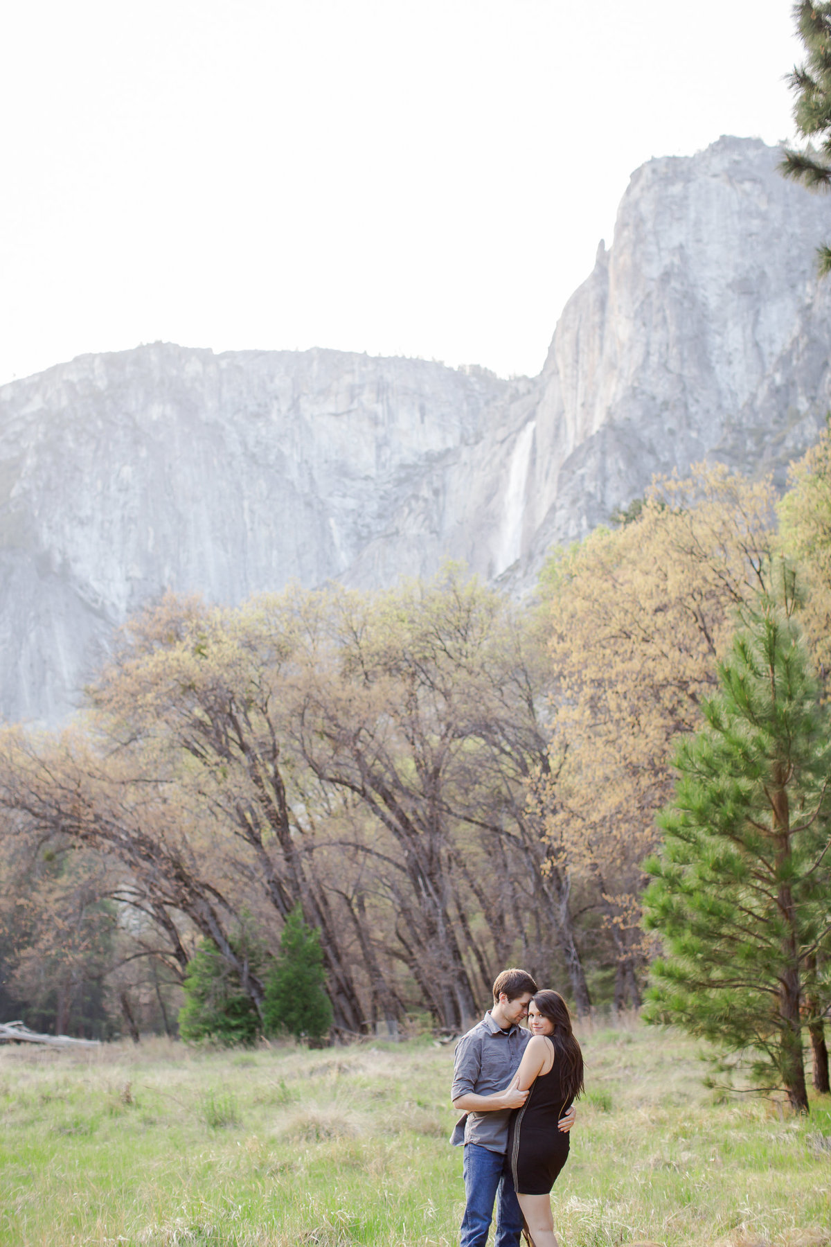 Yosemite National Park Engagement Session Photo-4