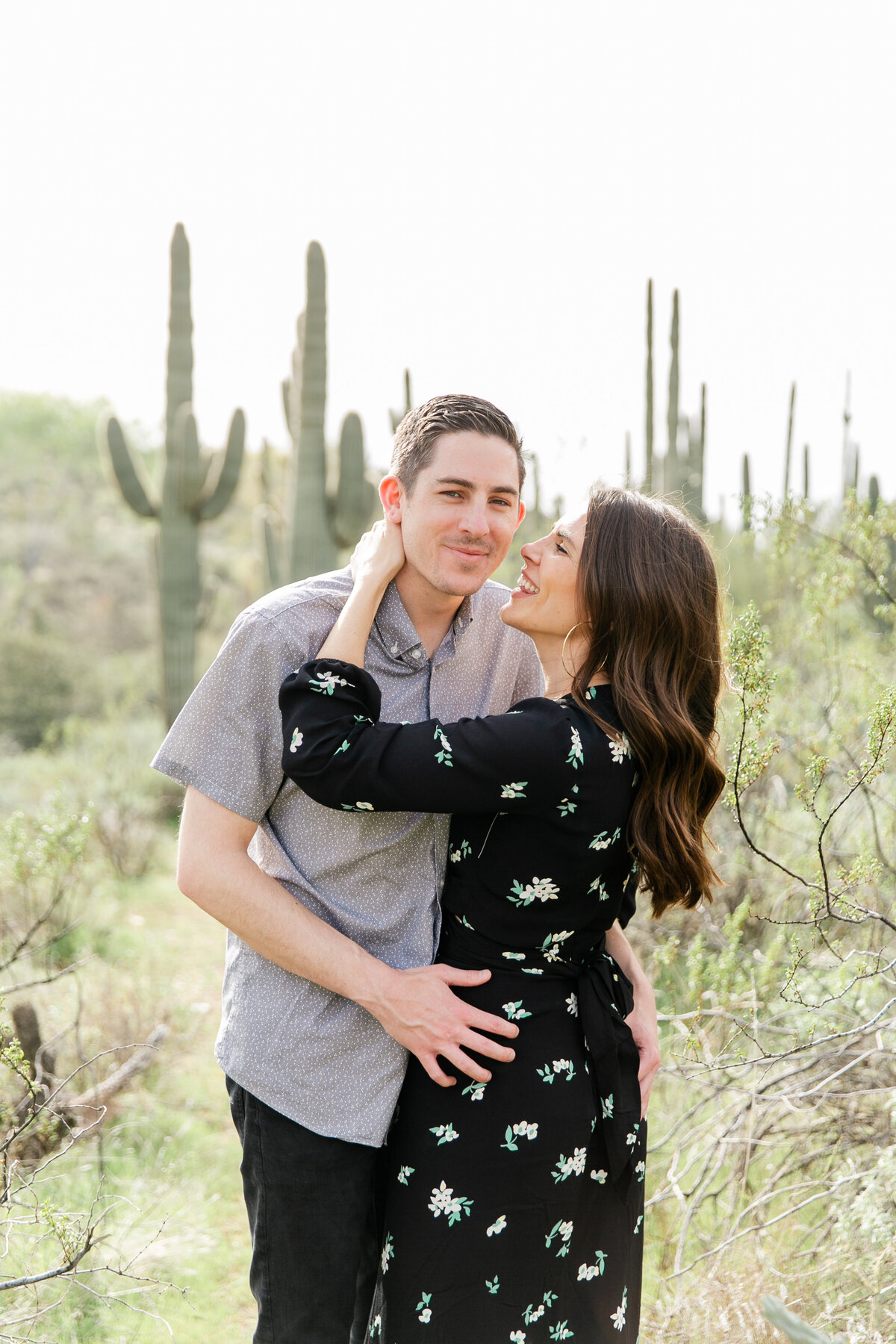 Karlie Colleen Photography - Emily & Ryan Engagement Session - El Chorro Wedding - Revel Wedding Co-69