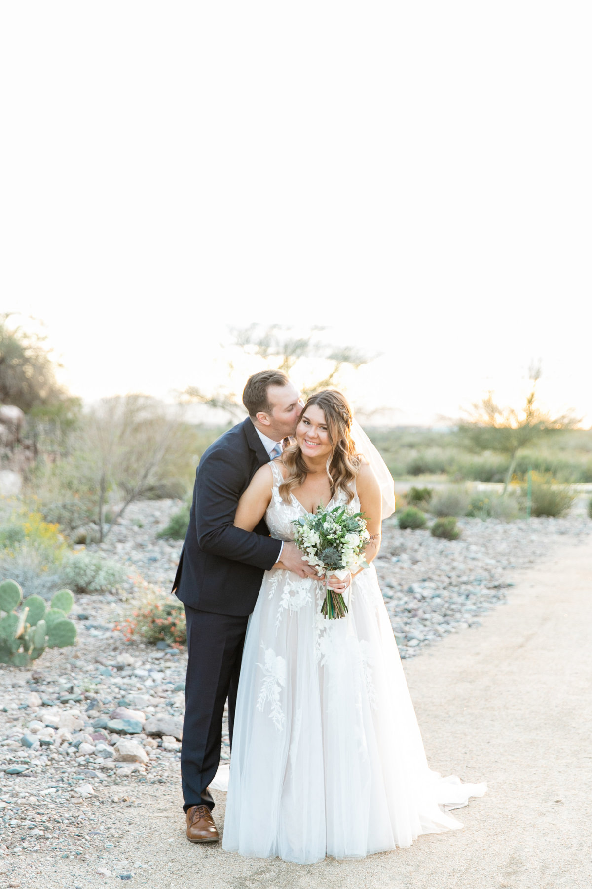 Karlie Colleen Photography - Arizona Backyard wedding - Brittney & Josh-223