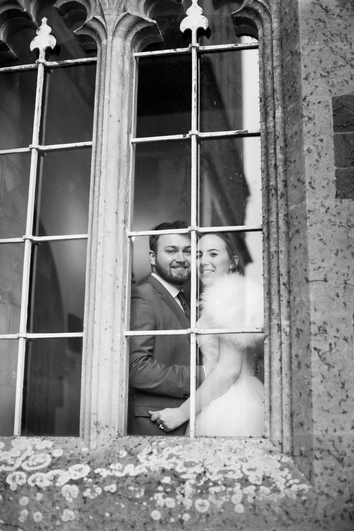 st audries park winter wedding