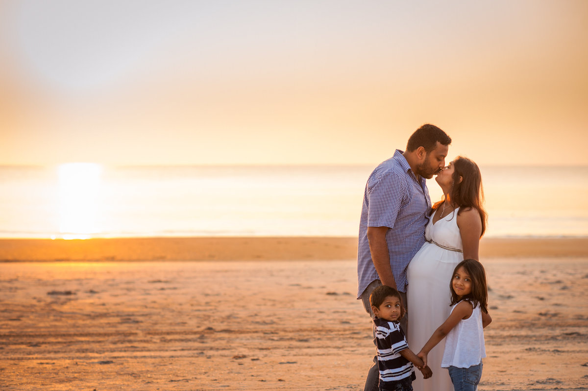 Ormond Beach family portrait photographer