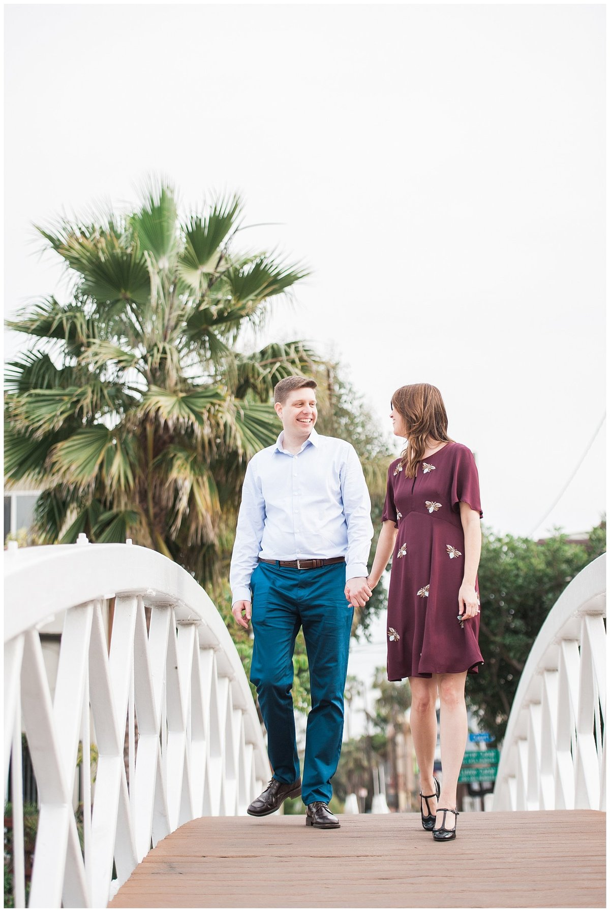 san diego engagement venice beach canals photos002