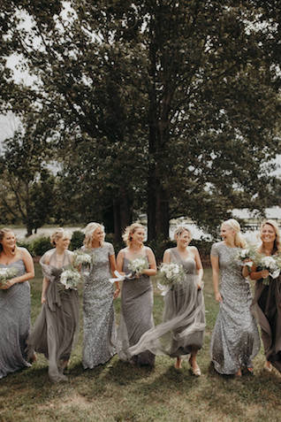 gray-mismatched-bridesmaids-dresses-1