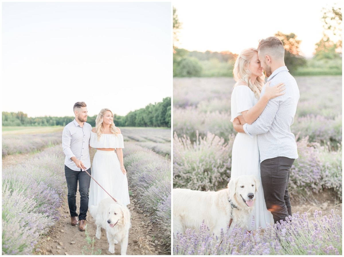 Light-and-Airy-Ottawa-Wedding-Photographer-Romantic-Lavender-Field-Engagement