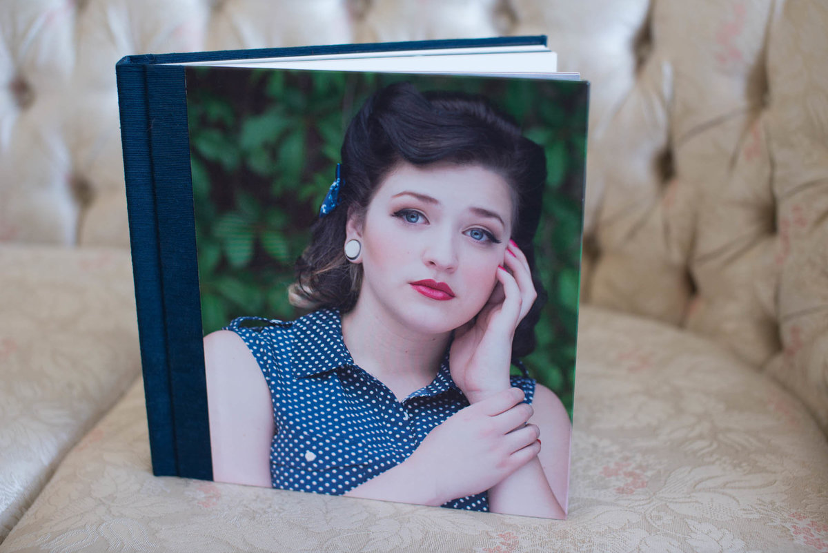 Senior portrait prints - cds- canvas -albums