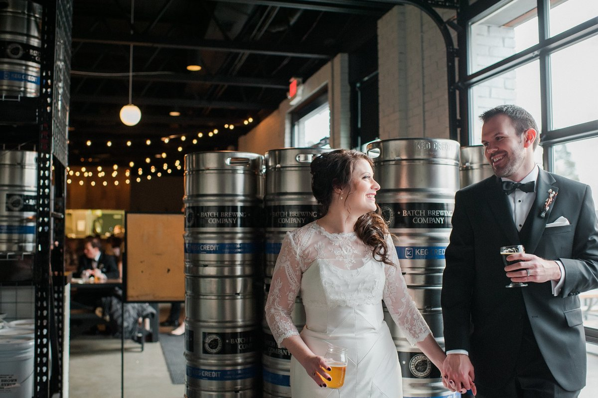 Detroit Wedding Photographer, Detroit Wedding, Brewery  Wedding, Detroit Brewery  Wedding Photographer, Bad Ass Detroit Wedding Photographer, Batch Brewing