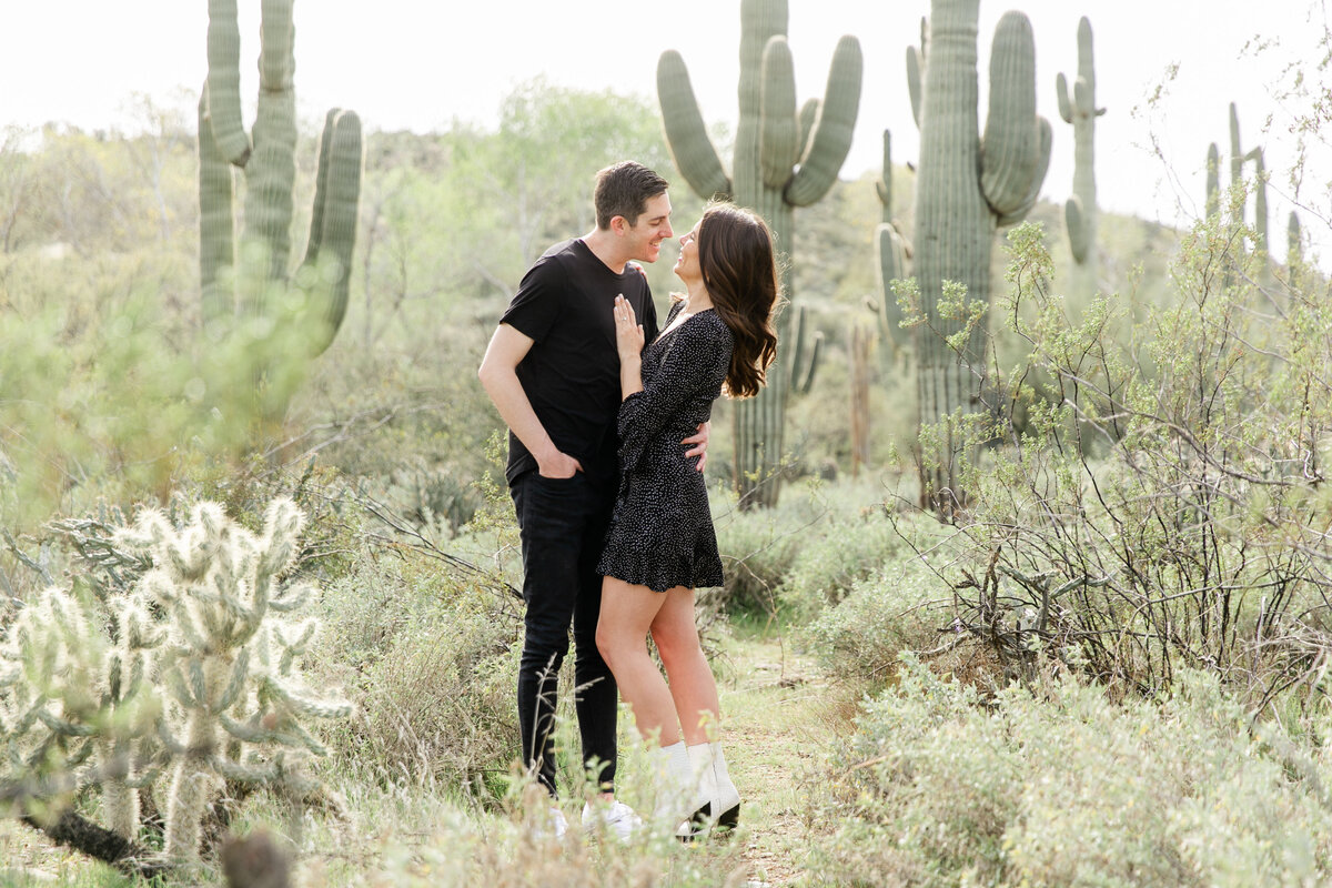 Karlie Colleen Photography - Emily & Ryan Engagement Session - El Chorro Wedding - Revel Wedding Co-92