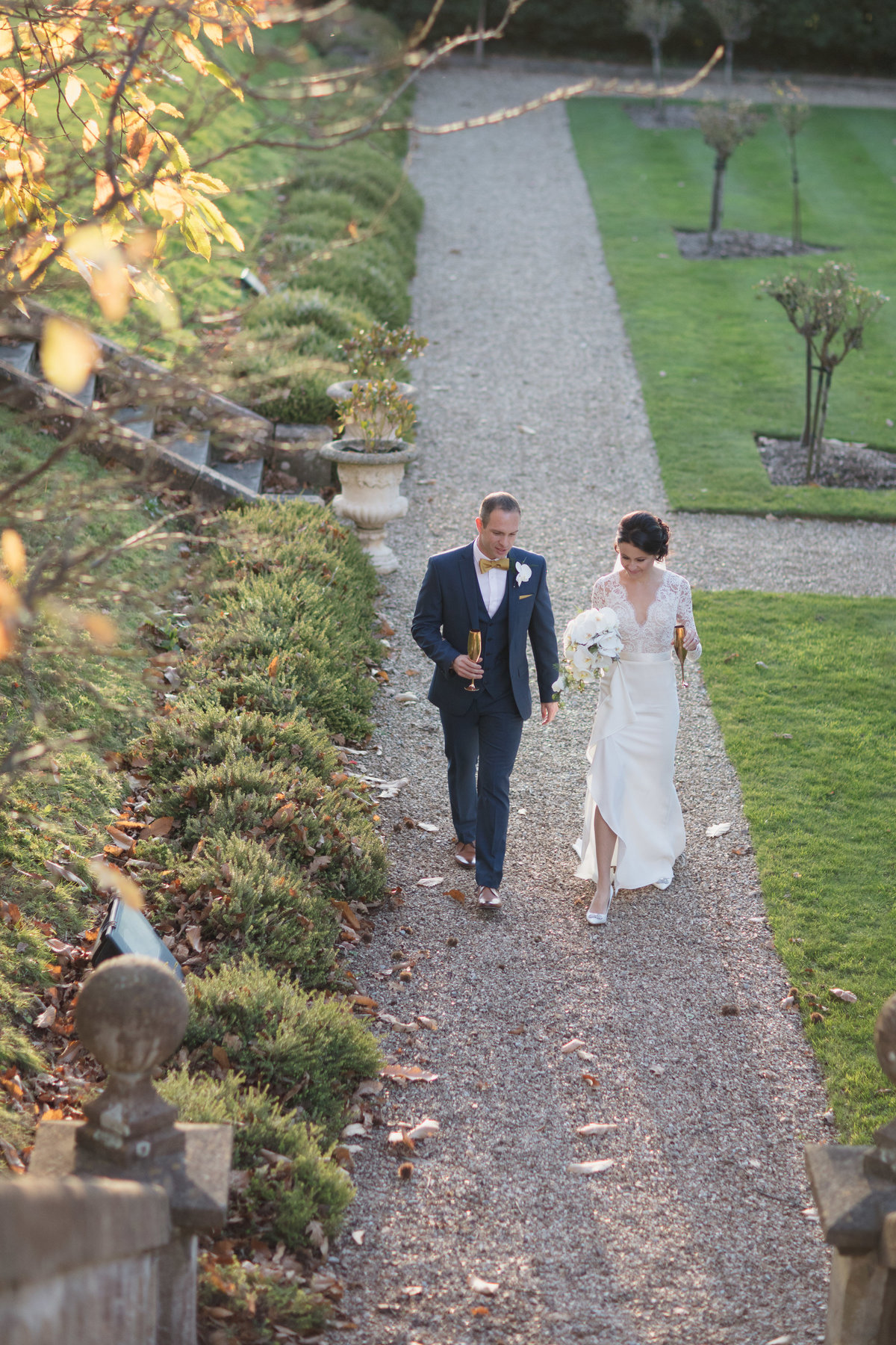 december wedding at st audries park