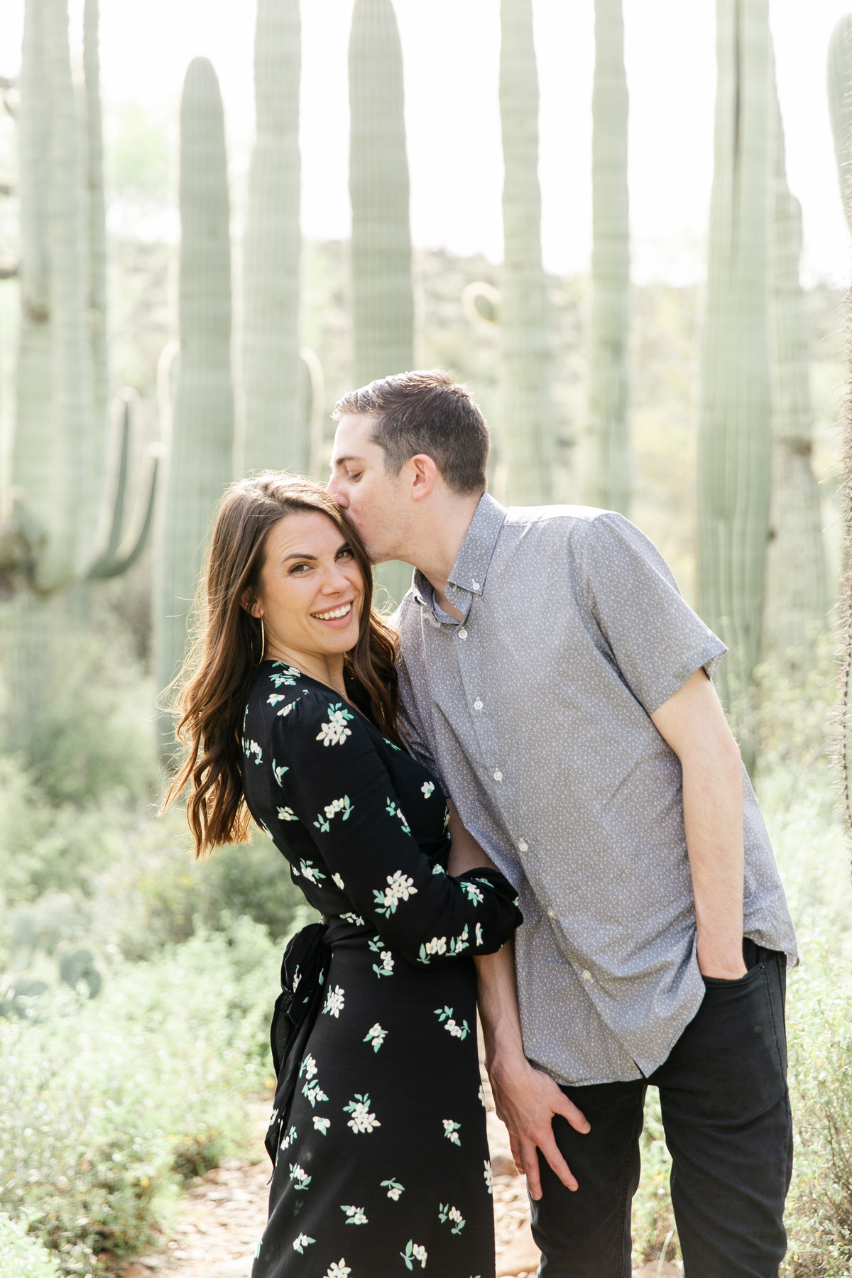 Karlie Colleen Photography - Emily & Ryan Engagement Session - El Chorro Wedding - Revel Wedding Co-45