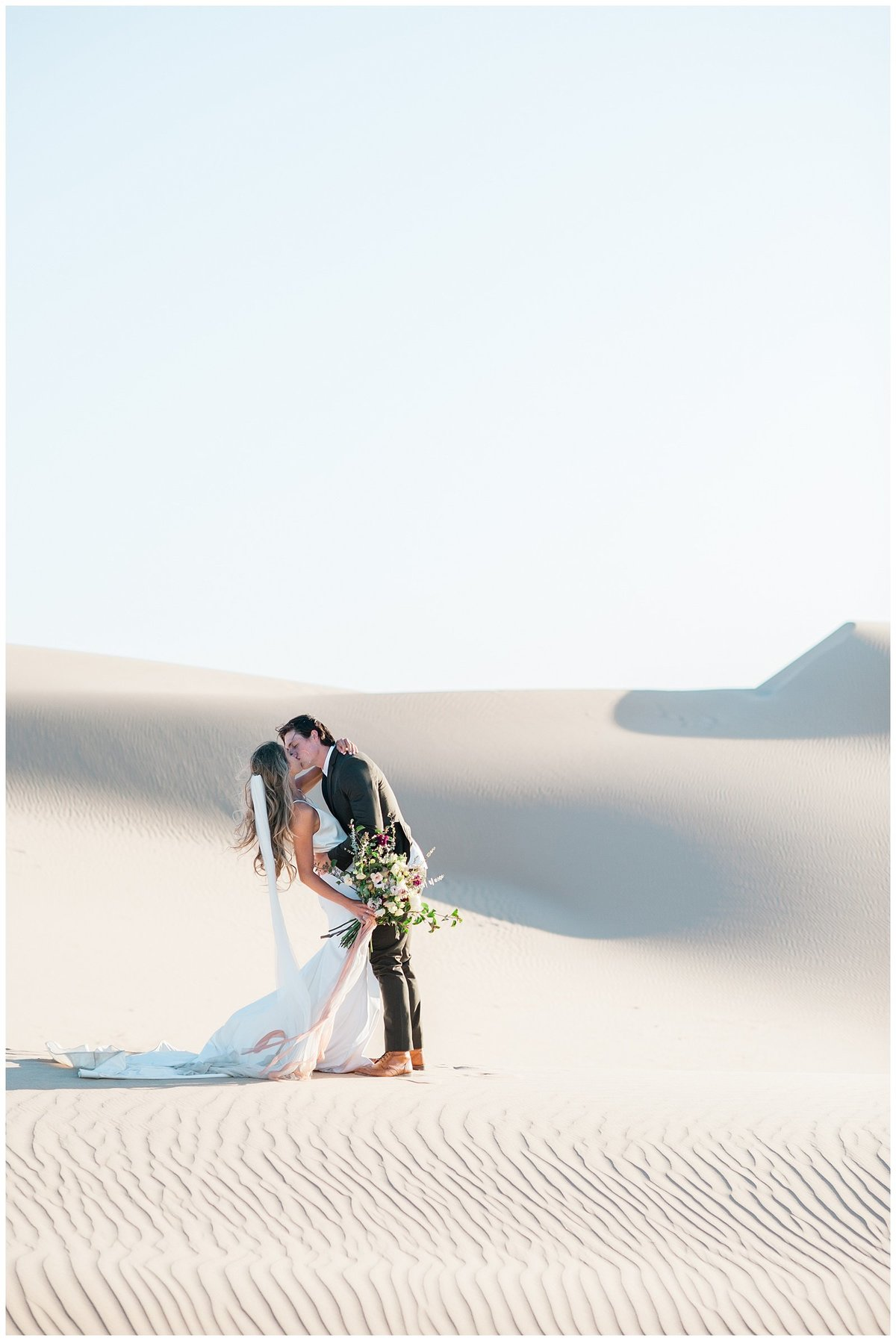 Glamis Desert Bohemian Wedding Styled elopement southern california sand dunes photo020