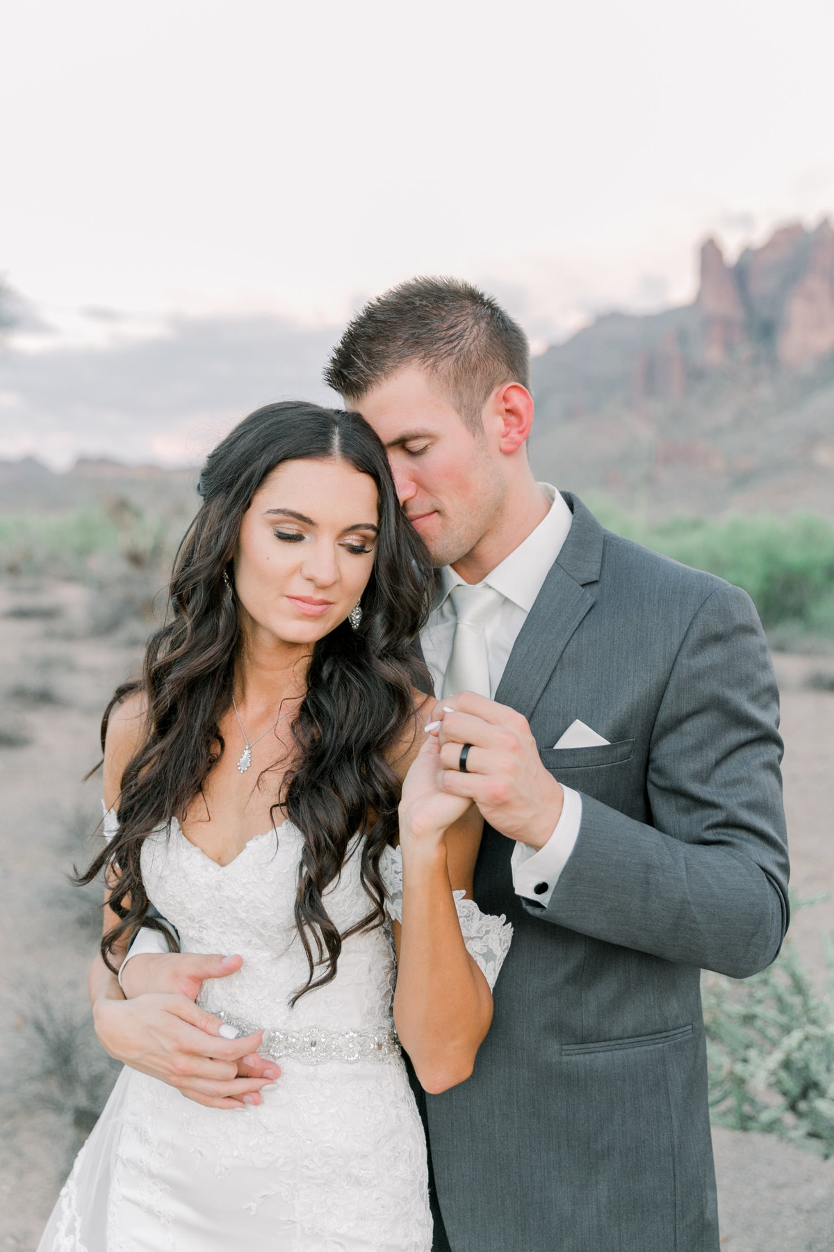 Karlie Colleen Photography - Arizona Wedding - The Paseo Venue - Jackie & Ryan -700
