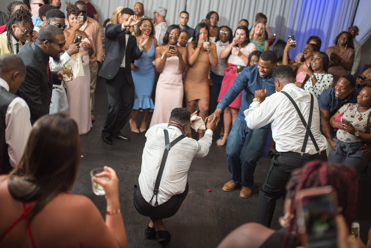 NFL Miami Dolphins Brandon Radcliff ShaKyra Radcliff Briza on the Bay Wedding Andrea Arostegui Photography-306