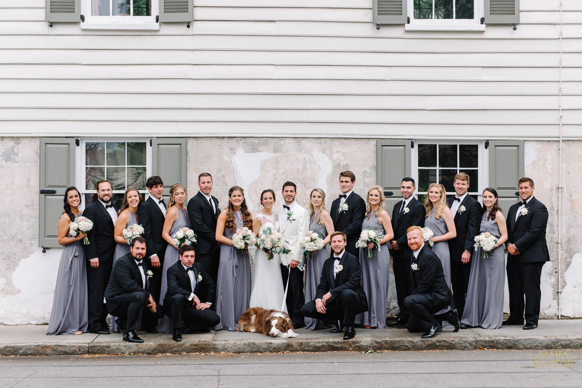 An Intimate Charleston Wedding at The Gadsden House by Charleston wedding photographer Pasha Belman-33