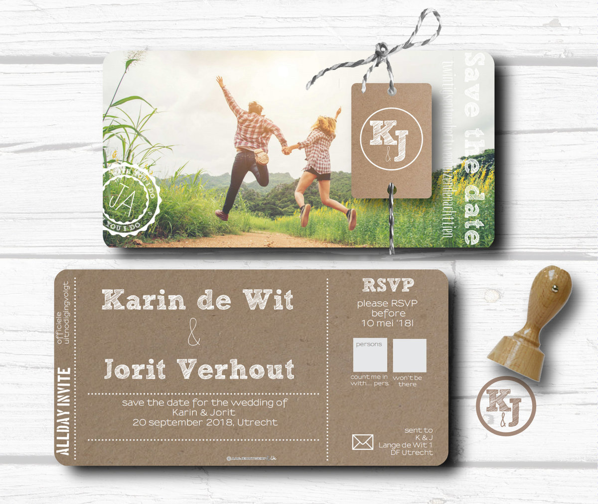 save-the-date-met-foto-en-label