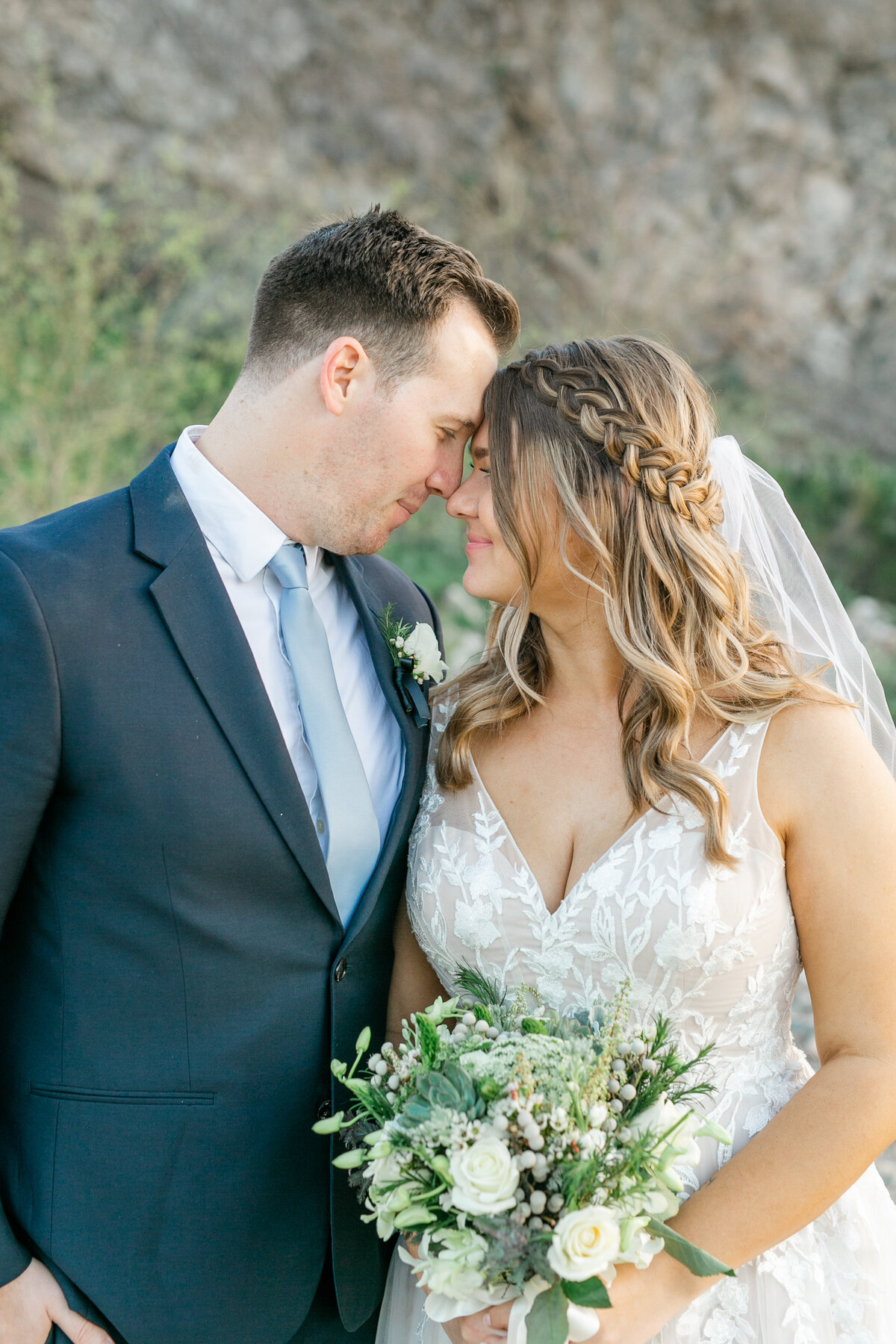 Karlie Colleen Photography - Arizona Backyard wedding - Brittney & Josh-222