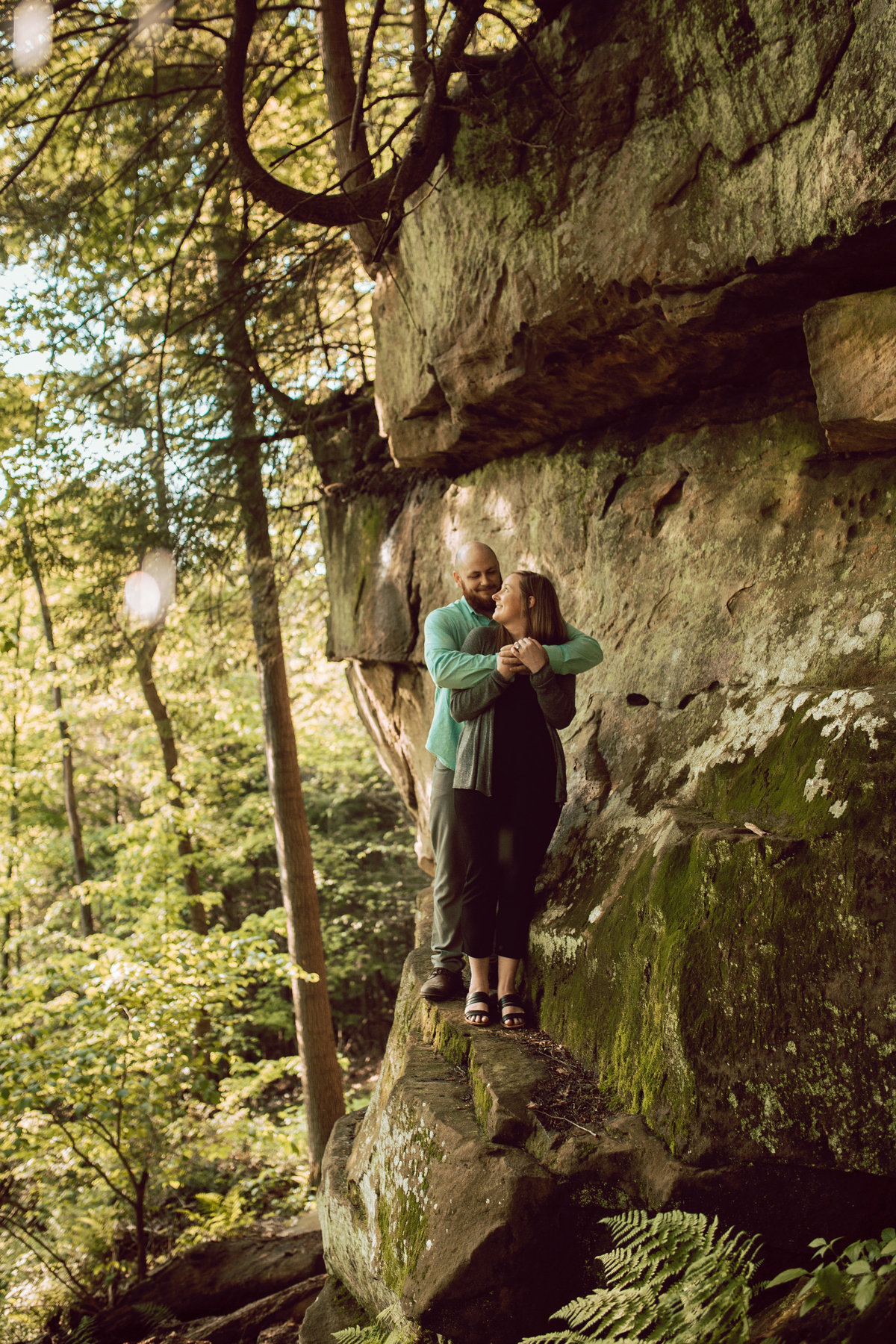 Pittsburgh Engagement Photographer-5