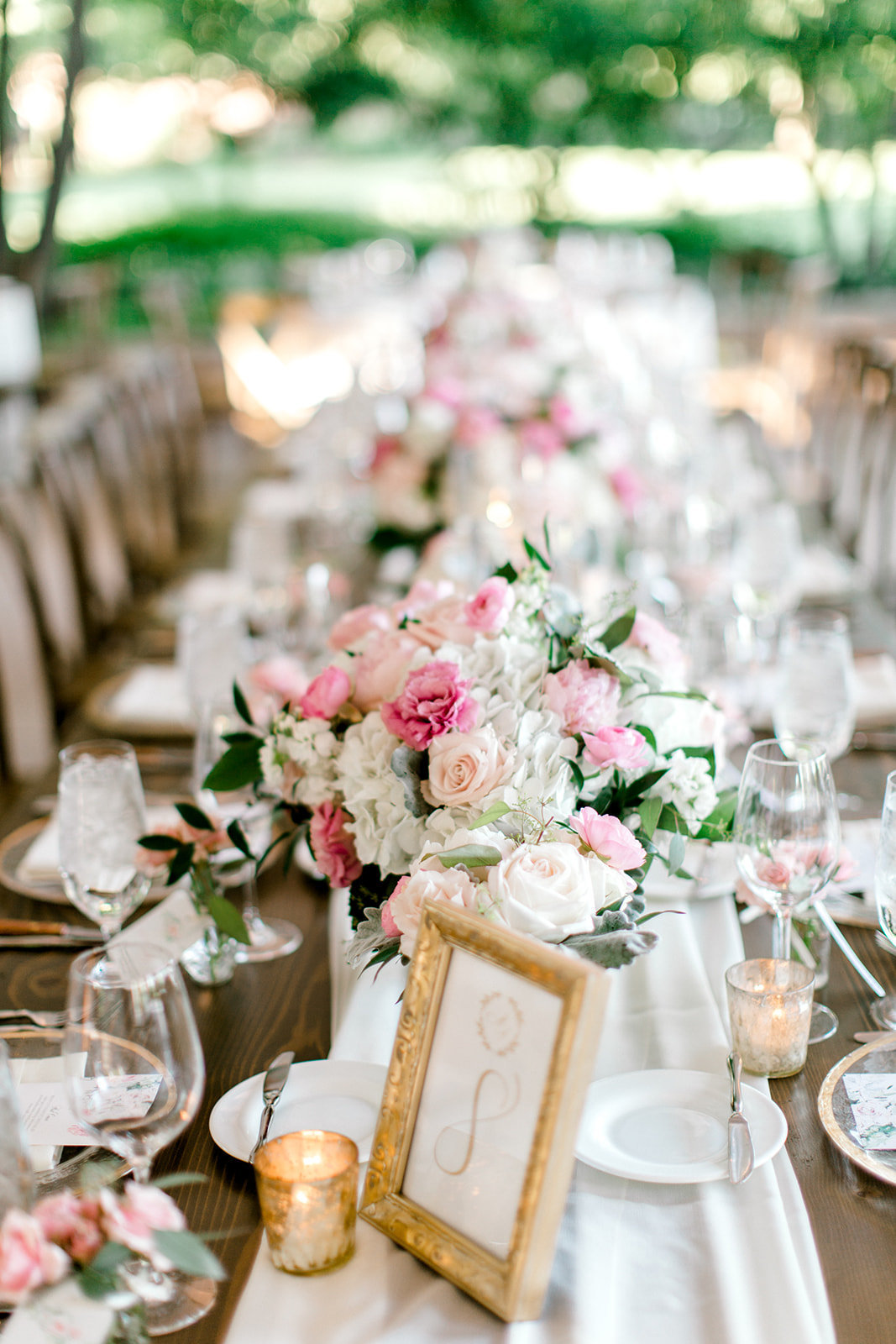 Chicago Botanic Gardens Wedding - Green and Pink Wedding_57