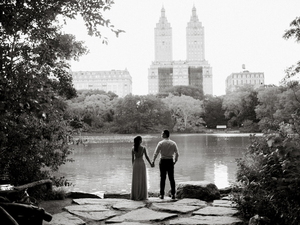 central park engagement session4