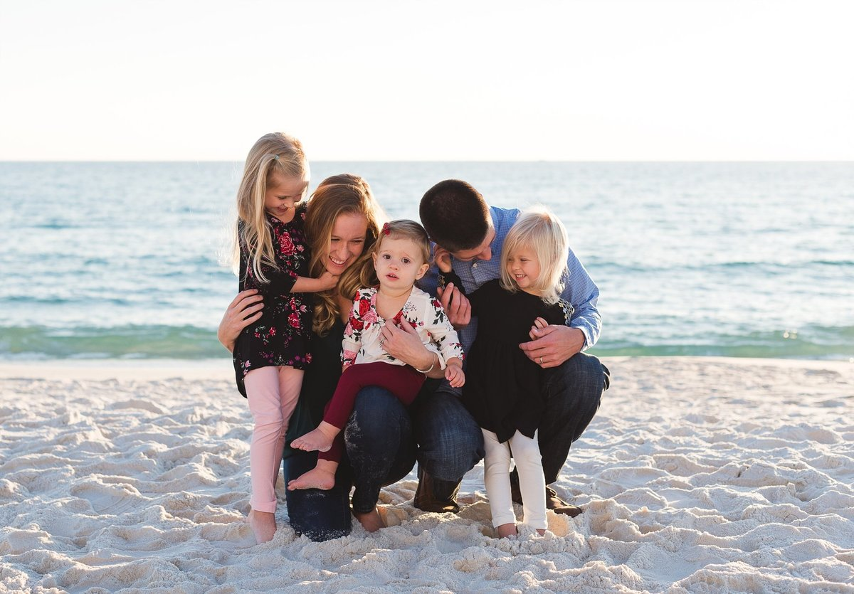 Destin family photographers, Florida family photographers, Panama City Beach family photographers, 30a family photographers, beach family photographers | Miss Morse Photography