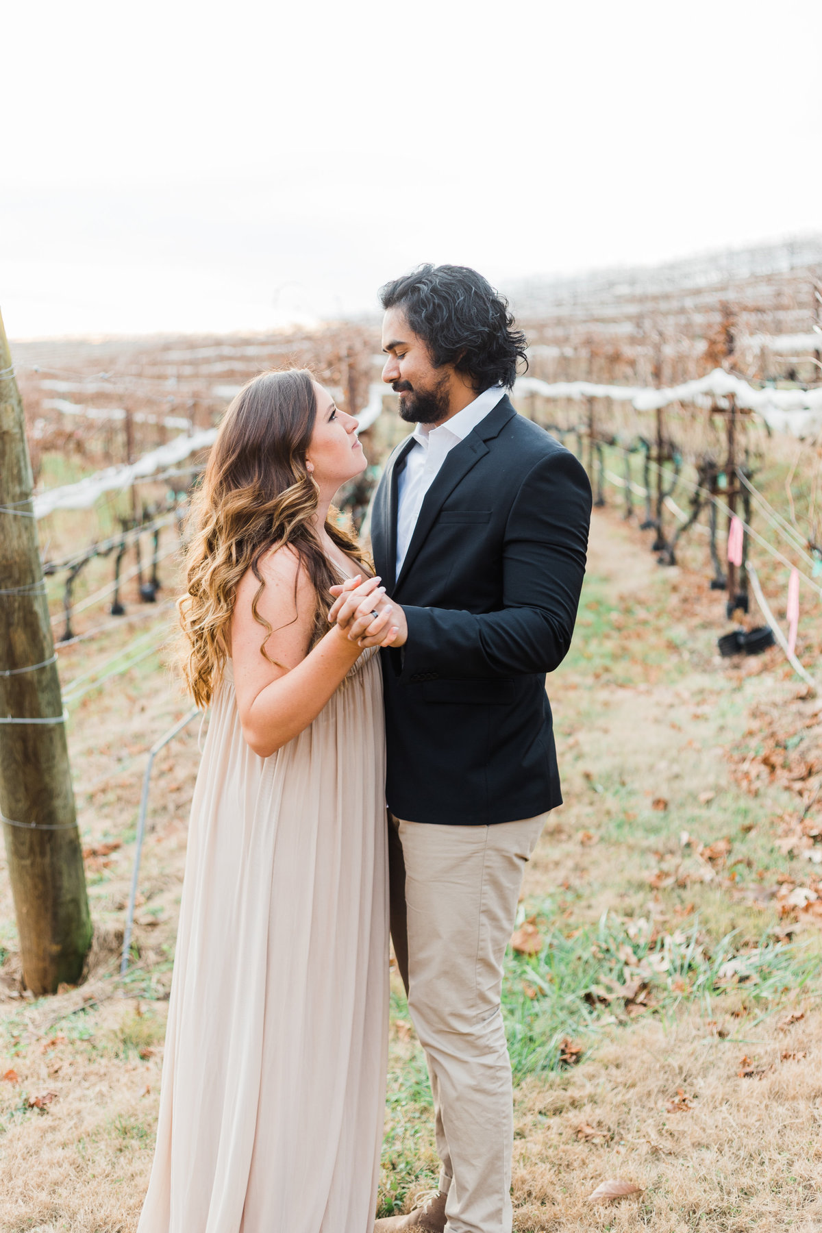 Motaluce Winery, Gainesville, GA Couple Engagement Anniversary Photography Session by Renee Jael-19
