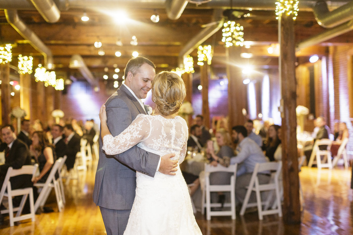First dance at the Mavris in Indianapolis