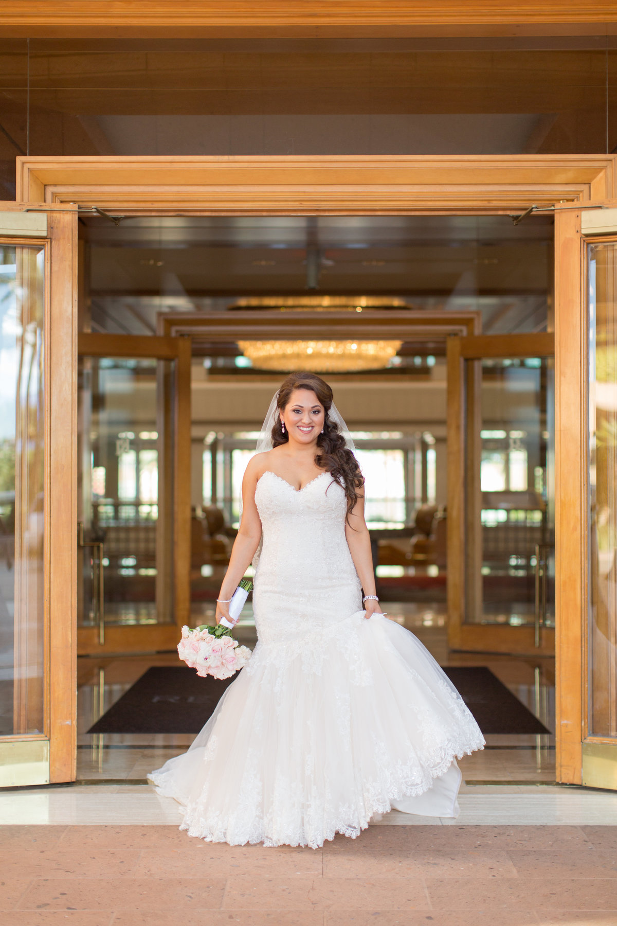 Bride, Esmeralda Resort & Spa Wedding Photographer