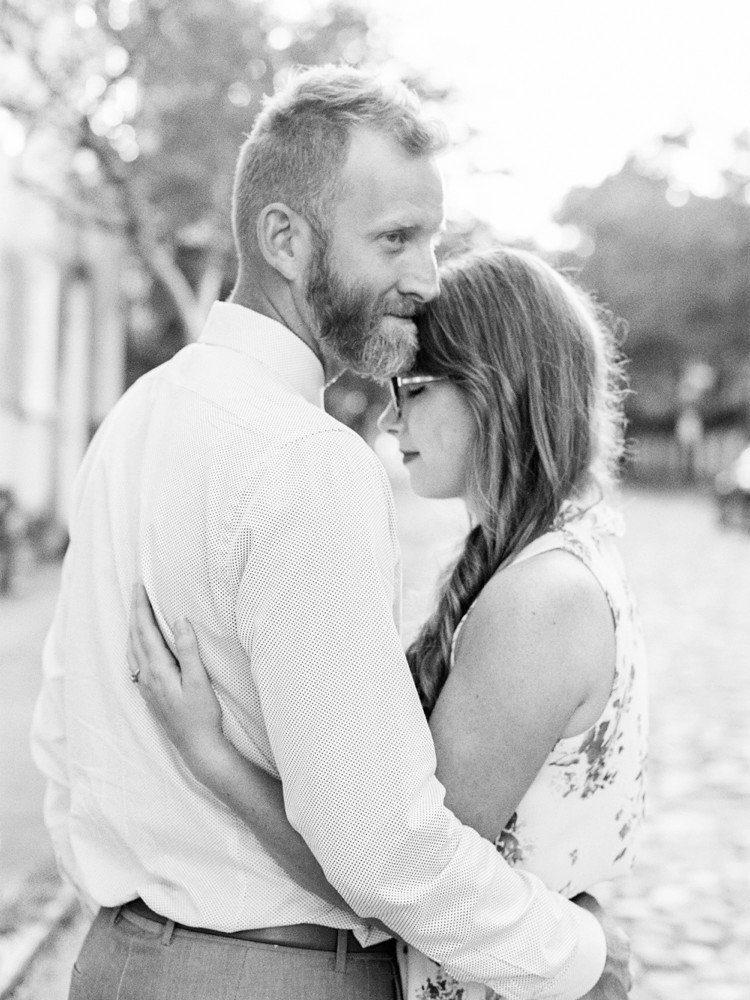 Rebekah Emily Photography Charleston Wedding Photographer Downtown Charleston Engagement Session_0014