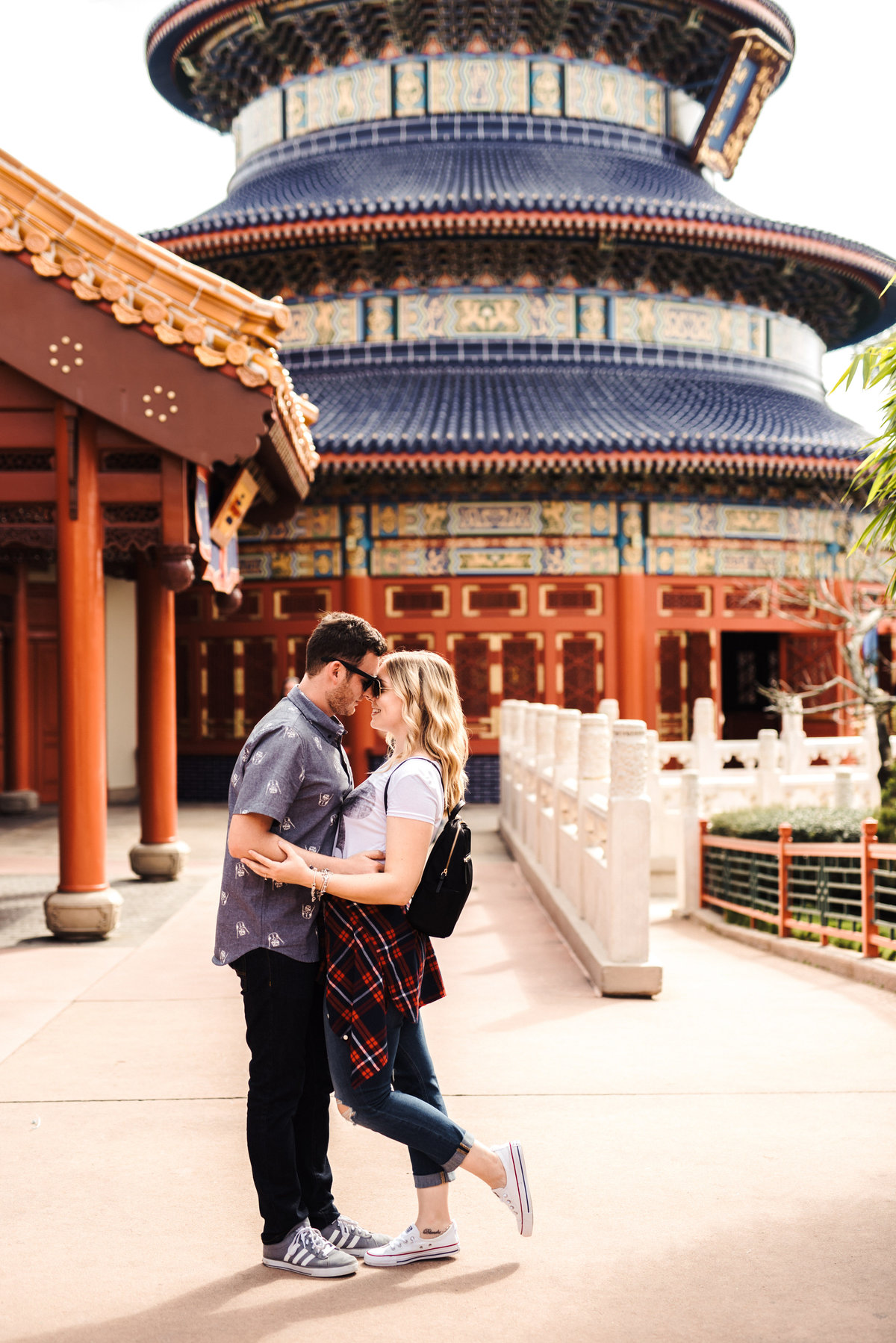 Ally & Brett's Disney Engagement Session (150 of 243)