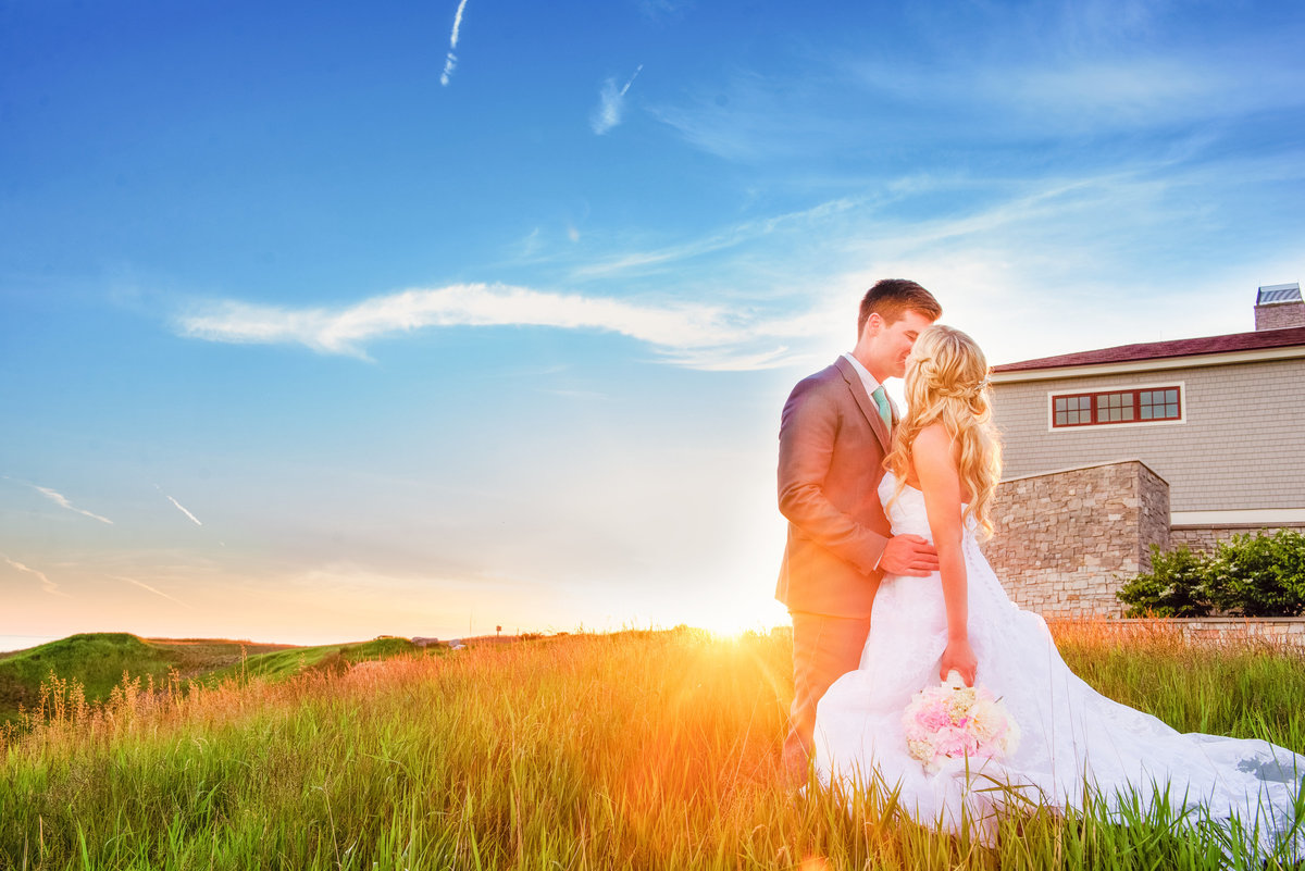 arcadia bluffs golf course wedding photographers in northern michigan
