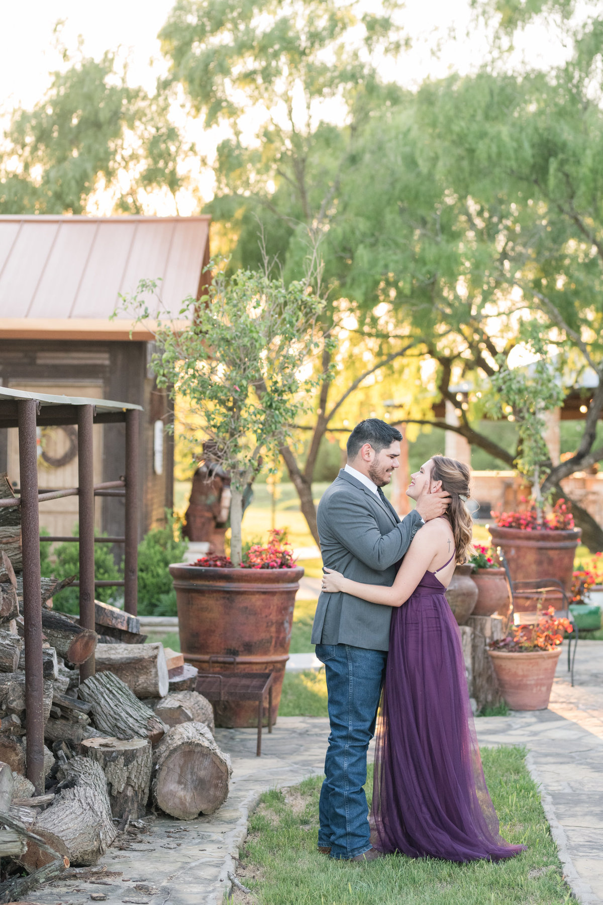 South Texas Engagement Photographer