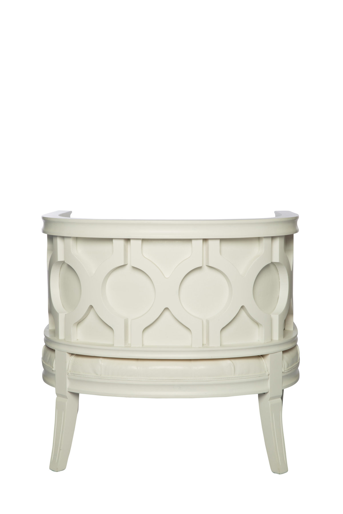White Palermo Chair (4)