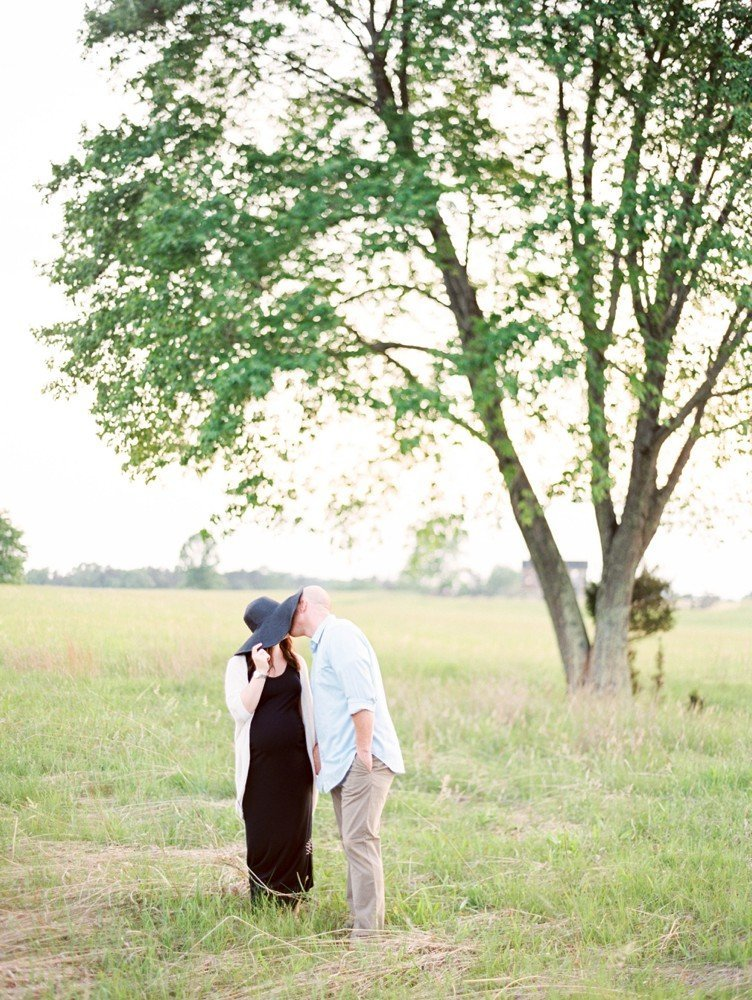 Rebekah Emily Photography Northern Virginia Photographer Film Maternity Session_0020