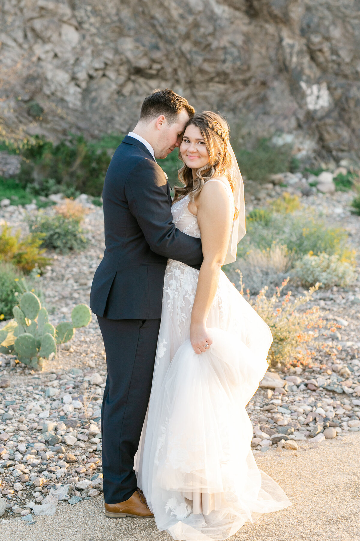 Karlie Colleen Photography - Arizona Backyard wedding - Brittney & Josh-205