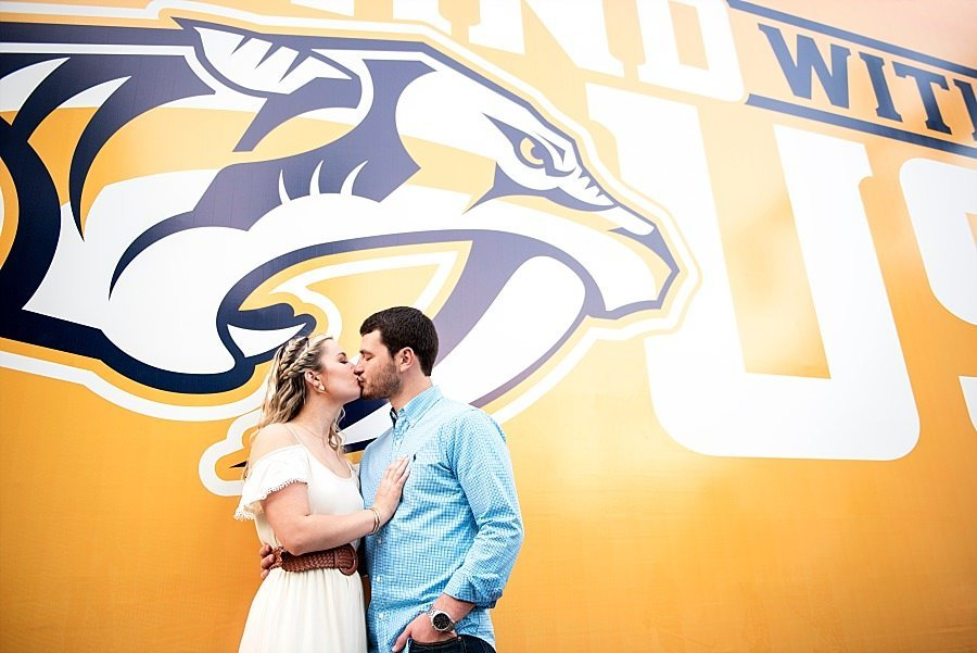 preds-gnash-engagement-hockey-photos