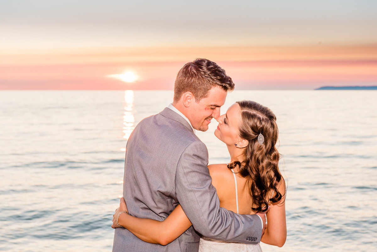 the homestead resort wedding photographers glen arbor michigan