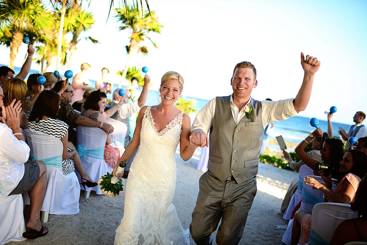 barcelo maya beach resort wedding destination wedding photographer bryan newfield photography 32