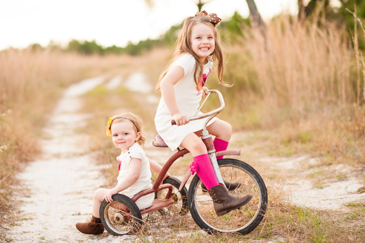 Ormond Beach child and family photographer