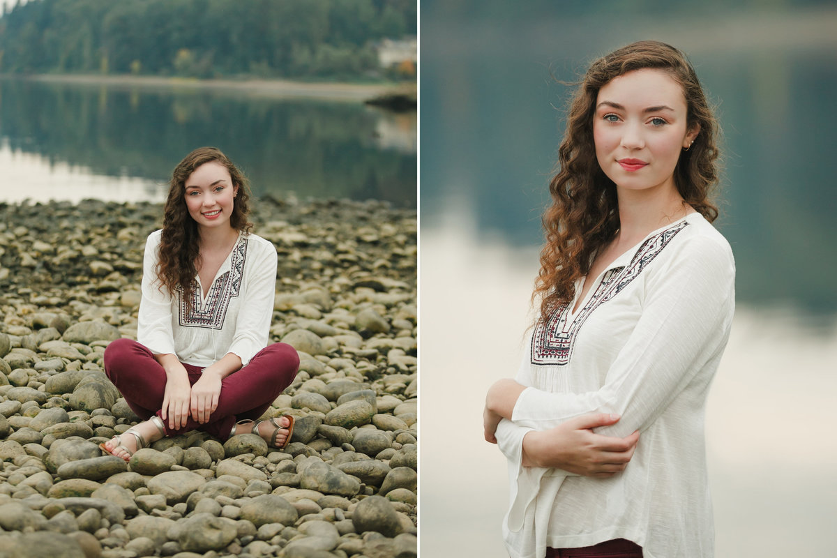 Portland Senior Portraits