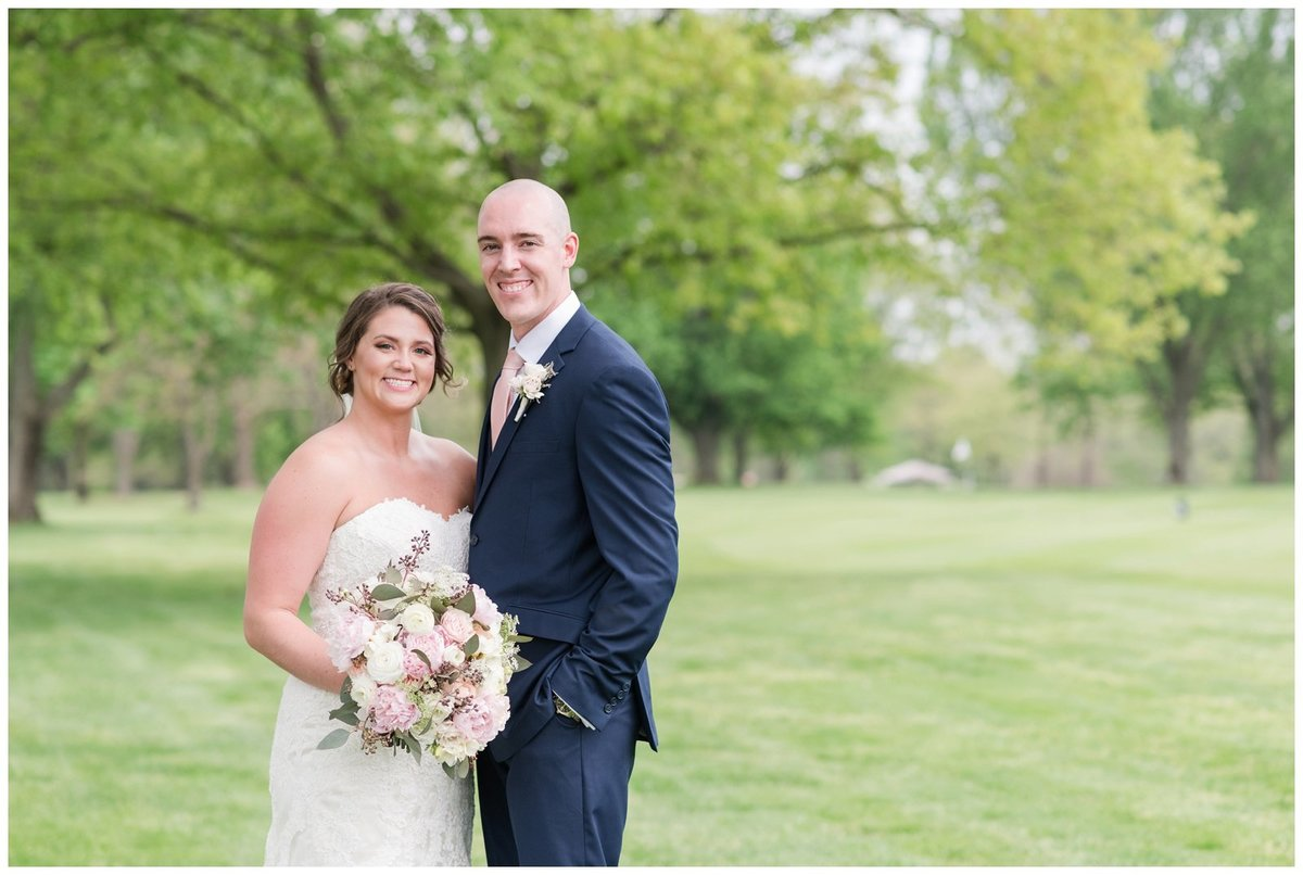 columbus ohio wedding photos brookside golf and country club outdoor wedding_0048