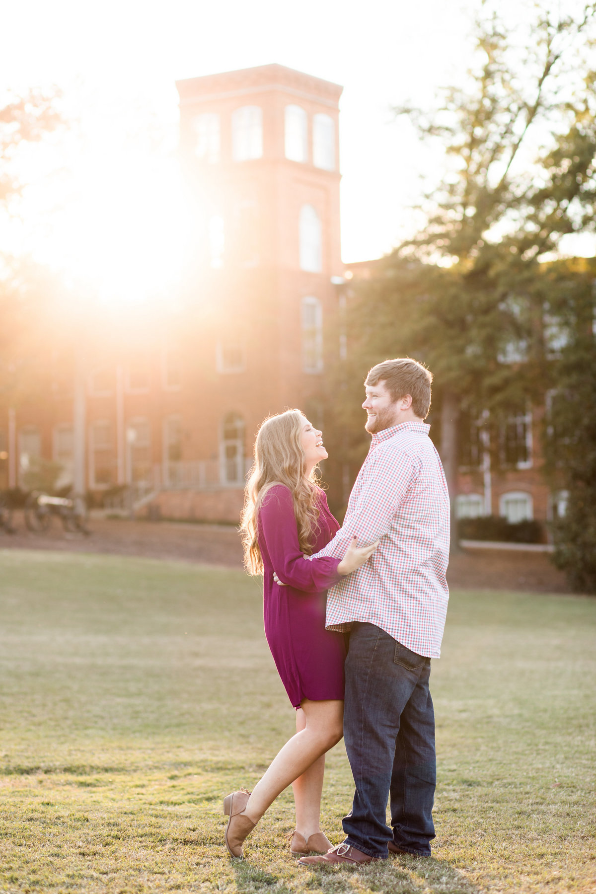 Greenville Engagement Photography | Jenny Williams Photography 22