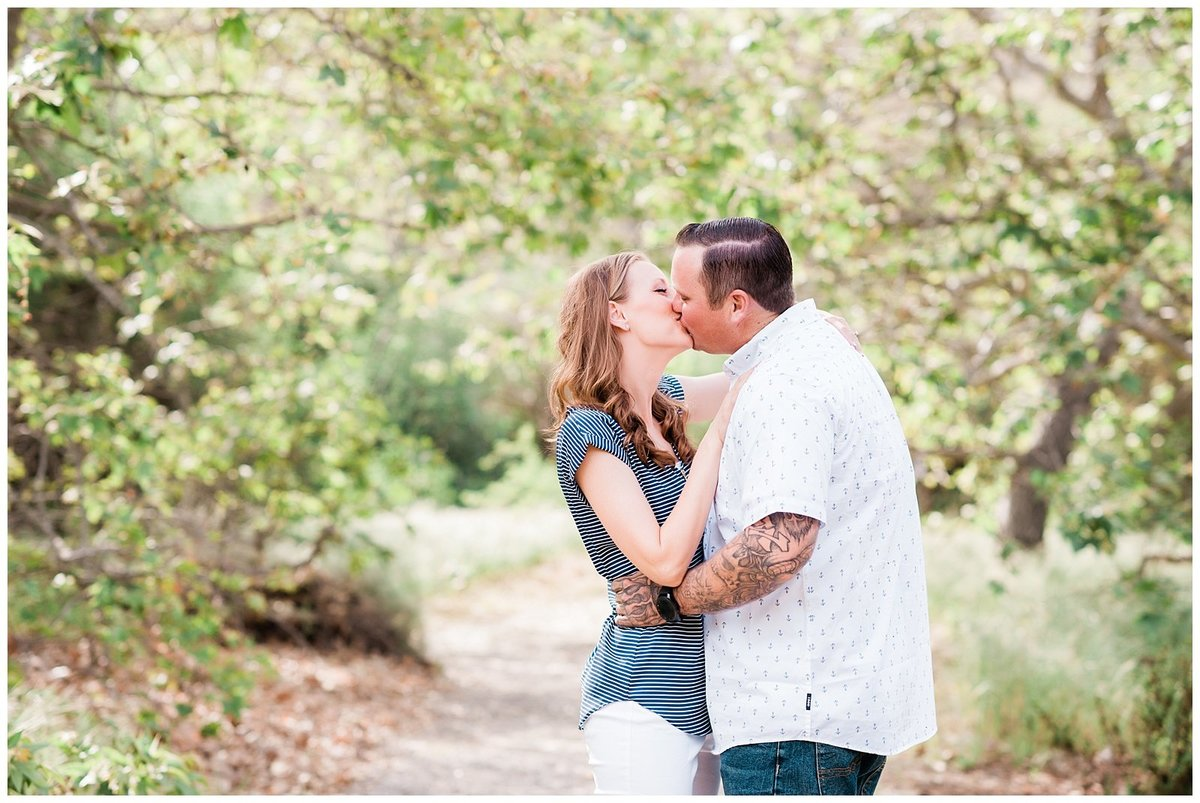 Laguna Beach Canyon Engagement Whimsical Wedding Photo001