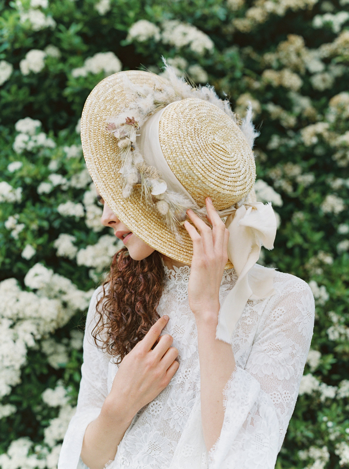 Fulham Palace Bridal Editorial Session - Cassie Valente Photography 0031