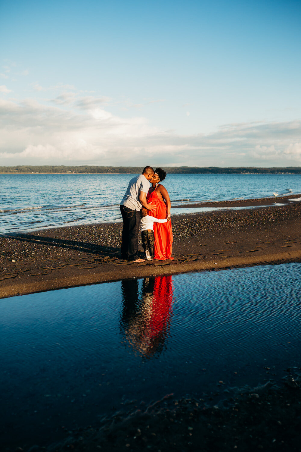 Camano Island Washington Maternity Photography-13