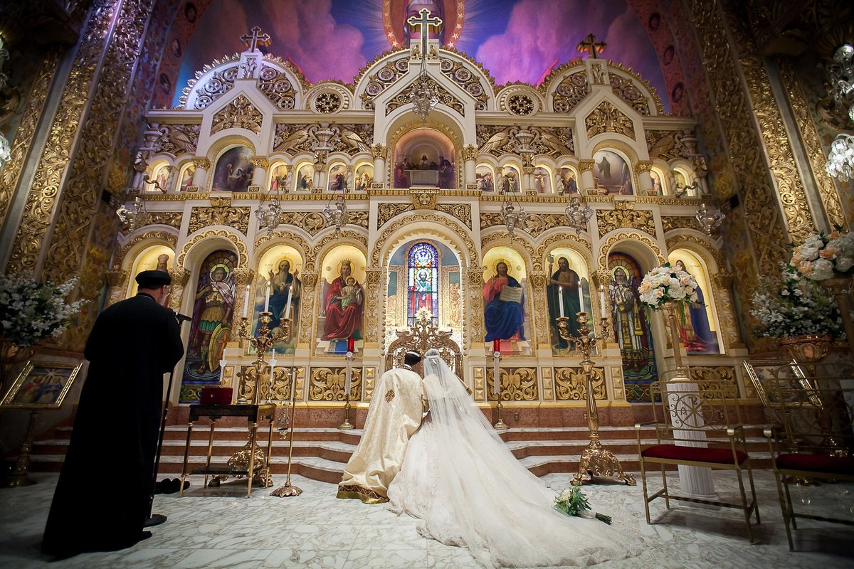 Saint Sophia Wedding Photography