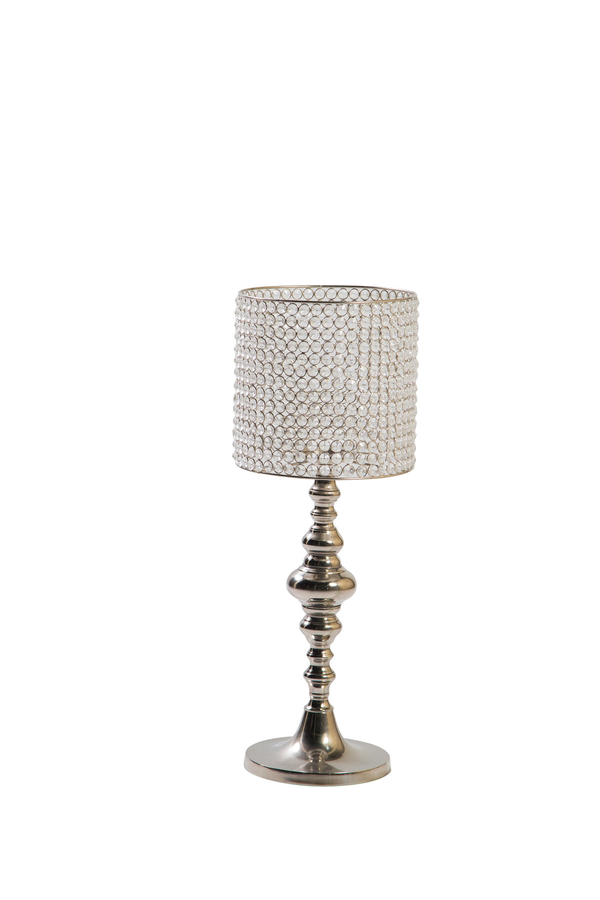 Bling Lamp Centerpiece