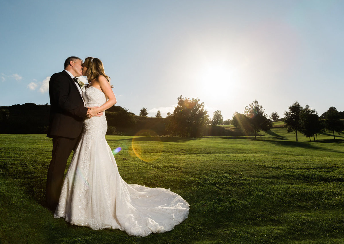 Roe Valley Wedding - Bridgeen + Danny