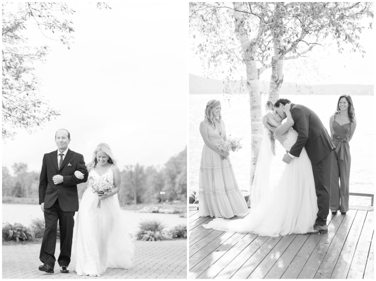 Light-and-Airy-Ottawa-Wedding-Photographer-Black-and-White-Calabodie-Wedding-Ceremony