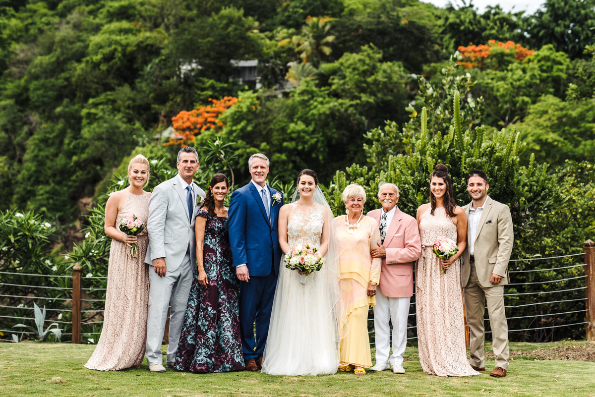 Cap Maison St Lucia Destination Wedding - 163